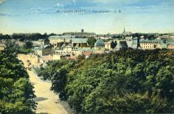 Saint-Brieuc vue générale   