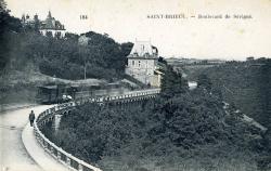 Boulevard de Sévigné  |