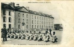 Caserne du Champ de Mars  |