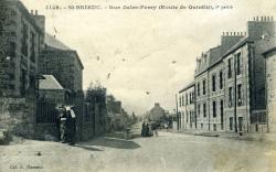 Rue Jules Ferry (Route de Quintin), 2e partie  |