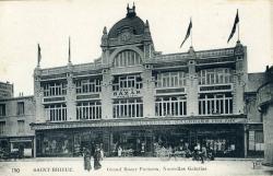 Grand Bazar Parisien, Nouvelles Galeries  |