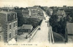 La rue de Gouëdic  |