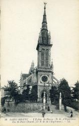 L'Eglise St-Pierre (N.-D. d'Espérance)  |