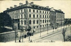 Caserne de Guébriand (ancien Séminaire)   