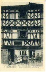 Maison dite des Ducs de Bretagne  |