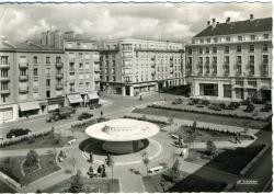 Brest (Finistère). Place de la Tour d'Auvergne   