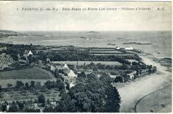 Paimpol (C.-du-Nord) - Pors-Evens où Pierre Loti écrivit 'Pêcheur d'Islande'  | Loti, Pierre
