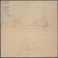 Ville de Saint-Brieuc. Services techniques municipaux. Bâtiment administratif. Archives. Projet d'aménagement. |