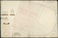 Cimetière Saint-Michel. Projet d'agrandissement  |