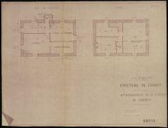 Cimetière de l'ouest, aménagement de la maison du gardien  | Le Bihan