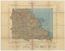 Carte de Saint Brieuc  |