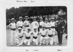 Gymnastes de la Bretonne | Leroux