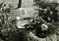 Tombe d'un gymnaste allemand    Pellen, Claude