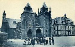 Cathédrale et Hôtel de Ville  |