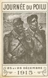 Journée du poilu 25 et 26 décembre 1915  |